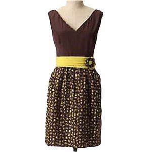 Yoana Baraschi Anthro Storm of Shapes Dress - 10